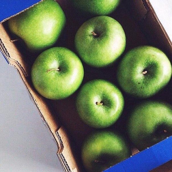 Яблоки улучшают метаболизм!!!