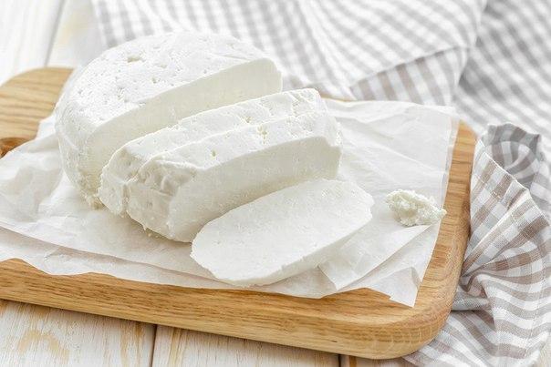 Домашний низкокалорийный творожный сыр
