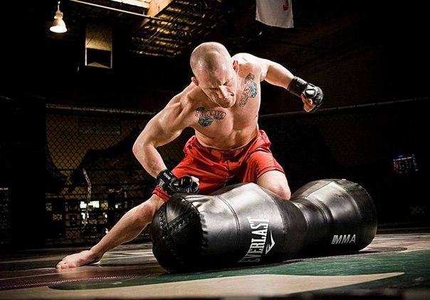 Программа силового тренинга для бойцов ММА!