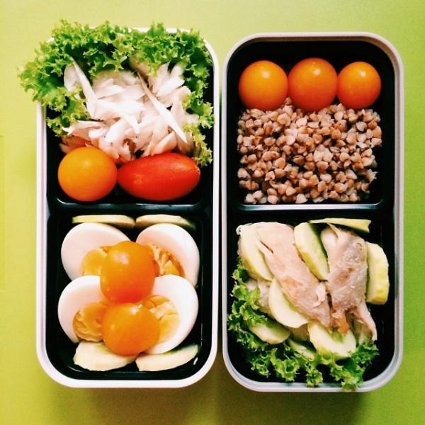 Здоровое правильное питание рацион z