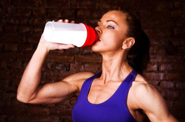 Порция протеина зависит от типа тренировки, а не массы атлета. 14389.jpeg