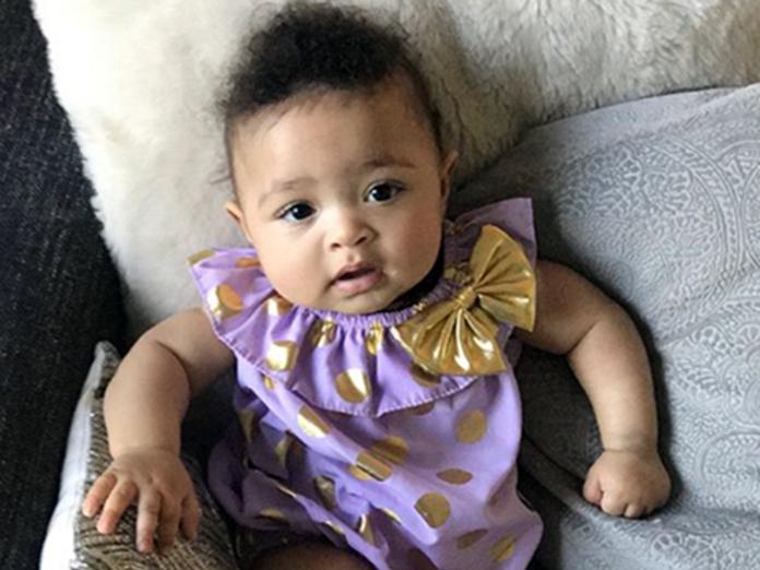 Девочка на полмиллиона: Серена Уильямс показала дочь. 14417.jpeg