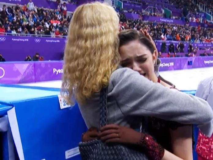 Все поцелуи России: героем Олимпиады стала Медведева. 14424.jpeg