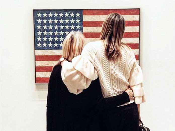 Мария Шарапова попала под огонь критики за фото с флагом США. 14481.jpeg