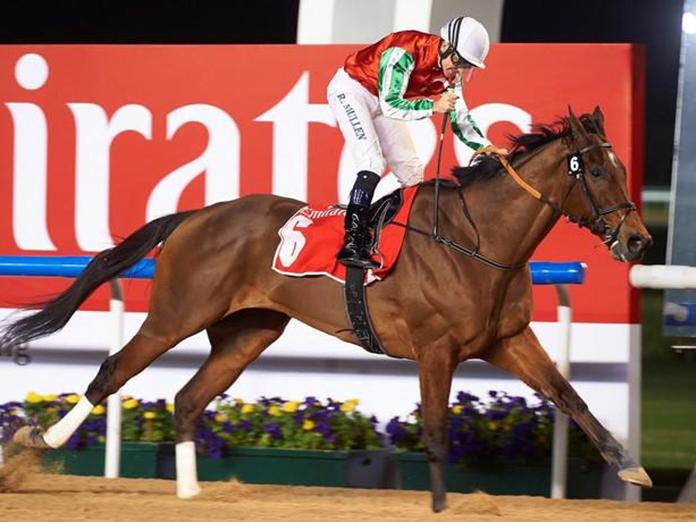 Скакун Кадырова внезапно выиграл престижные скачки в Дубае. 14483.jpeg