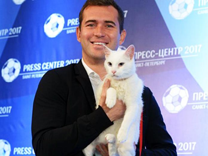 Кот Ахилл из Эрмитажа будет предсказывать исходы матчей ЧМ-2018. 14499.jpeg