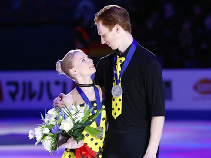 Российские фигуристы выиграли первую медаль чемпионата мира. 14562.jpeg