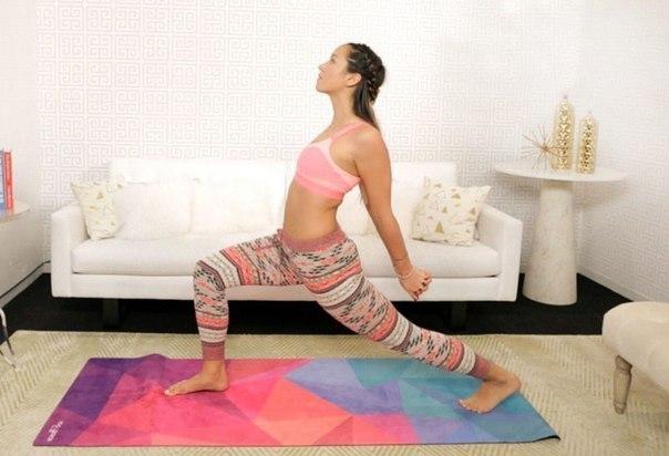 Шесть упражнений для хорошего пищеварения