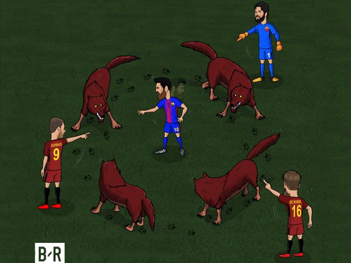 """Сенсация сезона: """"Рома"""" отправила """"Барселону"""" в утиль. 14697.jpeg"""
