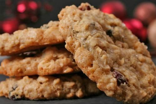 Пять рецептов печенья