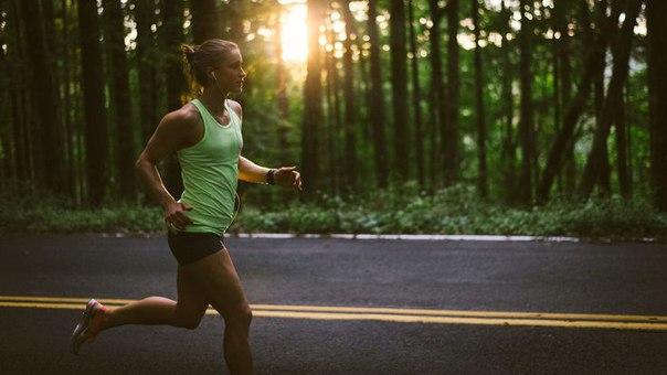 Правила бега для похудения