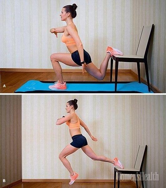 Тренировка со стулом. Тренировка со стулом 0