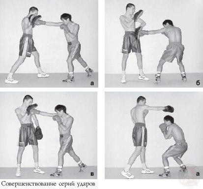 Упражнения с лапами