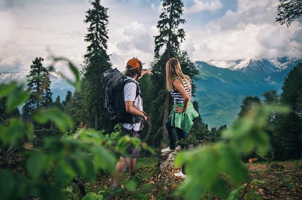 Новые маршруты для природного туризма появятся в горах Сочи. 14830.jpeg