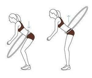 4 упражнения с хулахупом. 4 упражнения с хулахупом 2