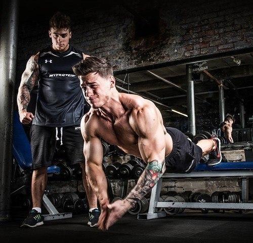 Упражнения с собственным весом для набора массы и силы