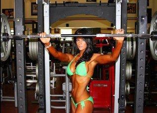 Выбираем рабочий вес в упражнении