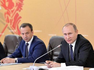 Мутко оттеснили от ЧМ-2018: его сменит Дворкович