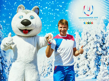 Украинские спортсмены не поедут на Универсиаду в Красноярск