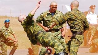 Немного о психологической подготовке к рукопашному бою