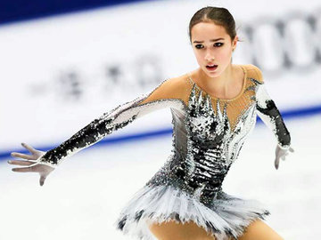 Сглазили: Алина Загитова трижды упала и осталась без медали ЧМ