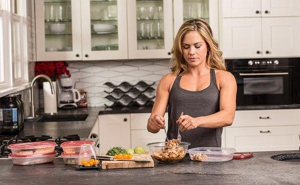 Стратегия контроля питания во время диеты