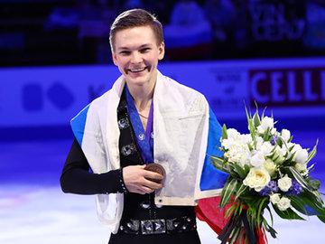 Неудачник Олимпиады принес России бронзовую медаль ЧМ