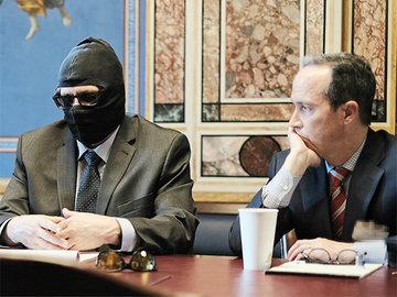 Григорий Родченков в маске клянчил деньги у сенаторов США