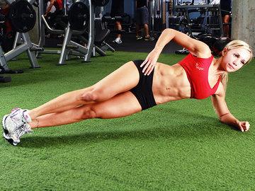 Мышцы кора: несколько новых упражнений