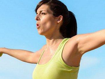 Как правильно дышать во время занятий спортом?