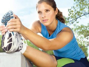 Как начать заниматься спортом?