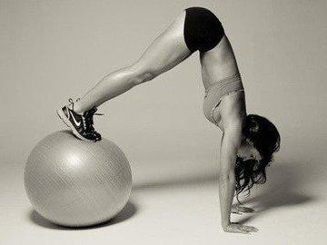 Фитбол для фитнеса