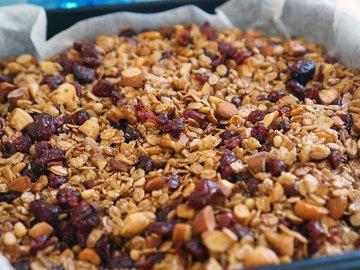 Гранола — вкусный и полезный завтрак