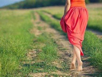 Полезная привычка ходить босиком