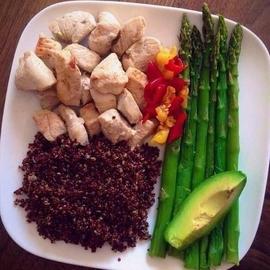 15 вариантов полезного ужина
