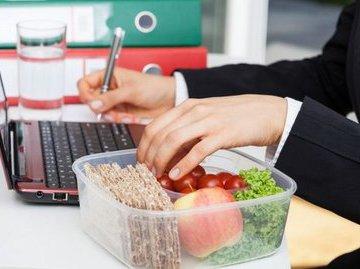 Правильное питание для тех, кто целыми днями на работе!