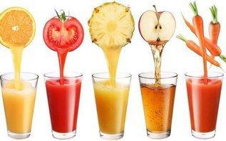 Как сделать оздоровительные соки