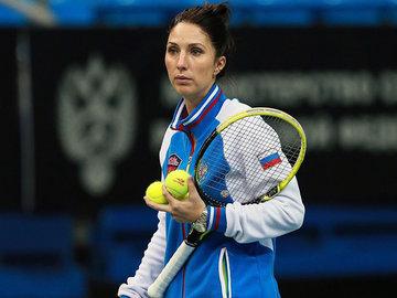 Анастасия Мыскина покидает пост капитана женской сборной России
