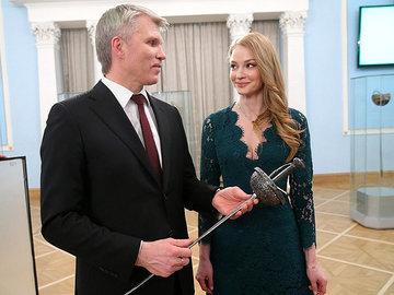 Кино и сабли: в минспорте России снимают фильм о фехтовании