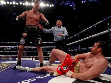 Александр Поветкин возглавил рейтинг WBA