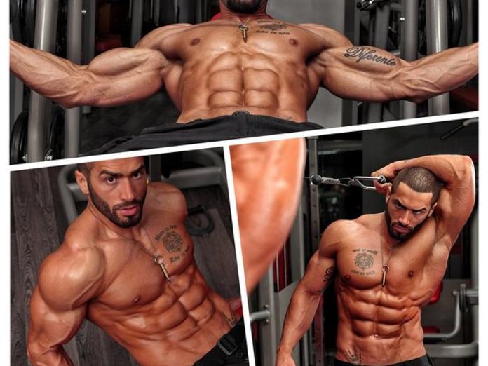 Упражнения для рельефа мышц в домашних условия 856
