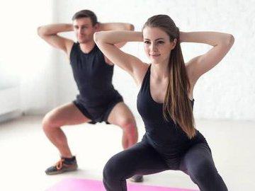 О пользе вспомогательных упражнения для приседаний