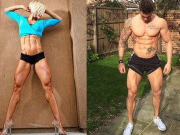 Тренируем ноги: мощные квадрицепсы