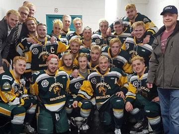 Юниорская команда разбилась в ДТП: погибли 14 хоккеистов