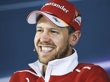 """Формула-1"": Себастьян Феттель выиграл Гран-при Бахрейна"