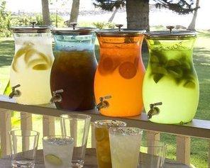 Пять рецептов домашнего лимонада