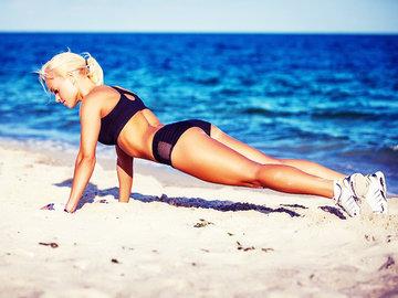 Планка на 31 день: все виды универсального упражнения