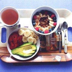 Диетические завтраки: 30 вариантов