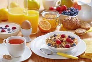 Пять вариантов завтрака для тех, кто занимается спортом по утрам