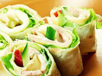 Желающим похудеть: обеды на каждый день